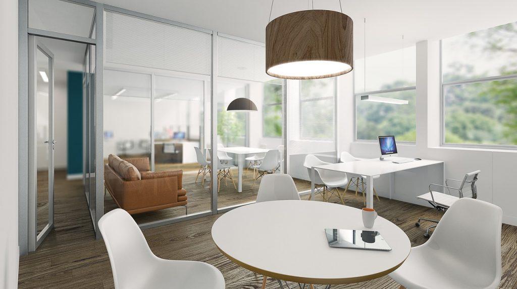 ideas para la iluminación despacho